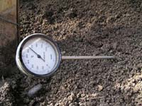 発酵温度は65~70度。